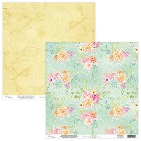 Papier MINTAY 30,5 cm x 30,5 cm LOVELY DAY 02