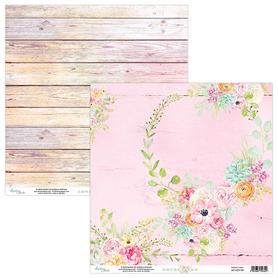 Papier MINTAY 30,5 cm x 30,5 cm LOVELY DAY 03