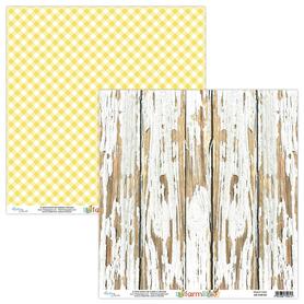 Papier MINTAY 30,5 cm x 30,5 cm Farmlife 04