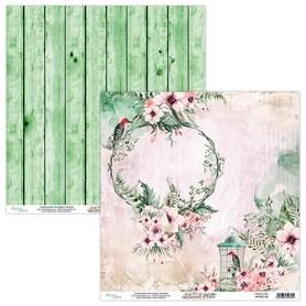 Papier MINTAY 30,5 cm x 30,5 cm Secret Place 02