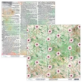 Papier MINTAY 30,5 cm x 30,5 cm Secret Place 04