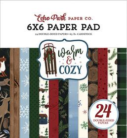 Papiery Echo Park - Warm & Cozy 15x15cm