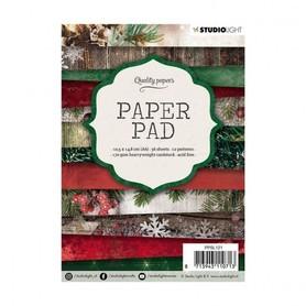 Zestaw papierów Studio Light A6 nr.121 - 10x15cm