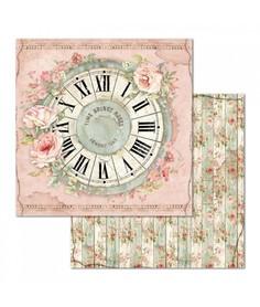 Arkusz 30x30 Stamperia Clock (SBB674)