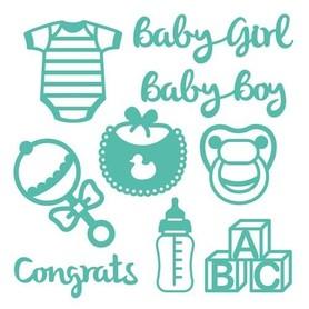 Wykrojnik First Edition Baby Themed