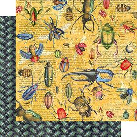 (4501769) Arkusz papieru Graphic 45 - 30x30cm