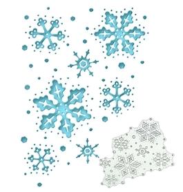 Wykrojnik wewnętrzny Śnieżynki (0442-H2)