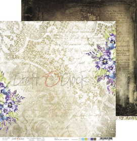 (COC) Arkusz papieru 30x30cm - CREATIVE REVERIE 04