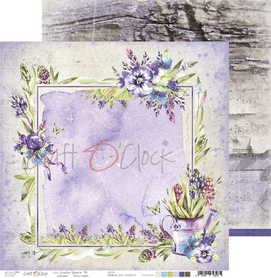 (COC) Arkusz papieru 30x30cm - CREATIVE REVERIE 06