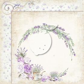 LC Arkusz 30x30cm - My sweet Provence 01