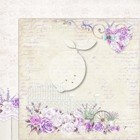 LC Arkusz 30x30cm - My sweet Provence 02