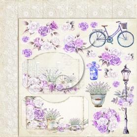 LC Arkusz 30x30cm - My sweet Provence 03