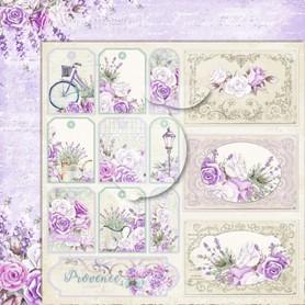 LC Arkusz 30x30cm - My sweet Provence 05