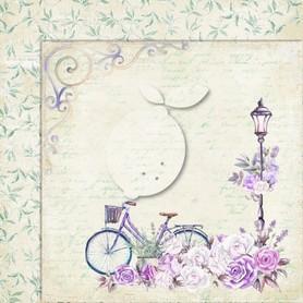 LC Arkusz 30x30cm - My sweet Provence 06