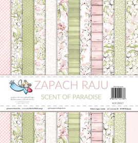 Zestaw papierów Zapach raju 30x30cm