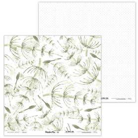 Arkusz papieru LL 30x30cm - Prehistoric Fern - 06