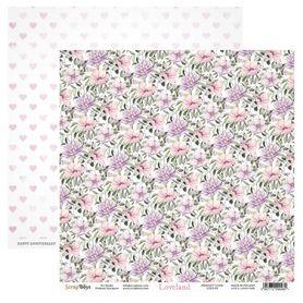 Arkusz papieru SB 30x30cm - Loveland 4