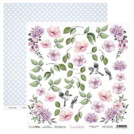 Arkusz papieru SB 30x30cm - Loveland 7