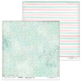 Arkusz papieru LL 30x30cm - Mysterious Unicorn 04