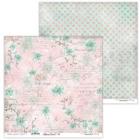 Arkusz papieru LL 30x30cm - Mysterious Unicorn 05