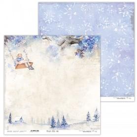 Arkusz papieru LL 30x30cm - Winter Tales 1