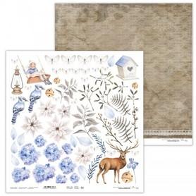 Arkusz papieru LL 30x30cm - Winter Tales 3