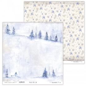 Arkusz papieru LL 30x30cm - Winter Tales 10