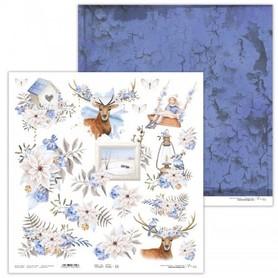 Arkusz papieru LL 30x30cm - Winter Tales 11
