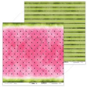 Arkusz papieru LL 30x30cm - Watermelon Summer - 02