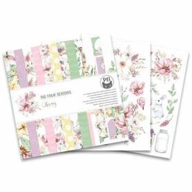 Bloczek papierów P13 The Four Seasons Spring 15x15