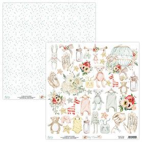 Papier MINTAY 30,5 cm x 30,5 cm - Tiny Miracle 09