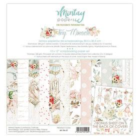 Zestaw papierów 30x30 - Mintay - Tiny Miracle
