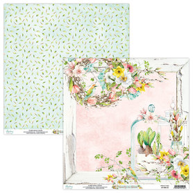 Papier MINTAY 30,5 cm x 30,5 cm Beauty In Bloom 03