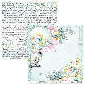 Papier MINTAY 30,5 cm x 30,5 cm - Happy Place 01