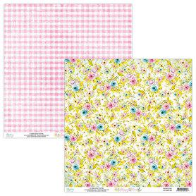 Papier MINTAY 30,5 cm x 30,5 cm - Happy Place 05