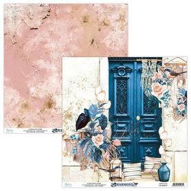 Papier MINTAY 30,5 cm x 30,5 cm - Harmony 01