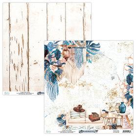 Papier MINTAY 30,5 cm x 30,5 cm - Harmony 02