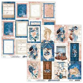 Papier MINTAY 30,5 cm x 30,5 cm - Harmony 06
