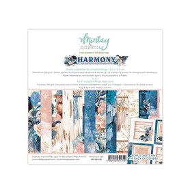 Zestaw papierów 15x15 - Mintay - Harmony