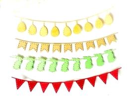 Wykrojnik - Banery wielkanocne (242/1-S3)