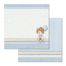 Arkusz 30x30 Stamperia - Little Boy SBB684