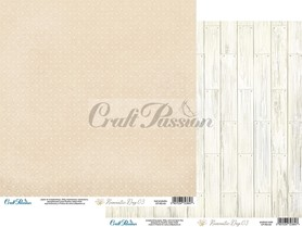 Arkusz 30x30 Craft Passion - Romantic Day 03