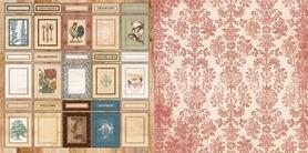 18601111 Arkusz papieru Provence Cupboards 30x30cm
