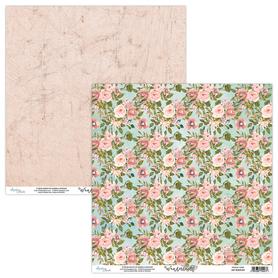 Papier MINTAY 30,5 cm x 30,5 cm - Wanderlust 04