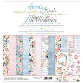 Zestaw papierów 30x30 - Mintay -  7th Heaven