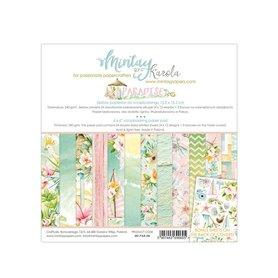 Zestaw papierów 15x15 - Mintay - Paradise