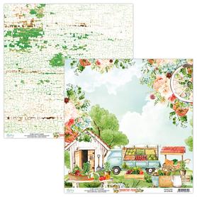 Papier MINTAY 30,5 cm x 30,5 cm - COUNTRY FAIR 03