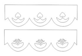 Wykrojniki brzegowe 2 el. (J3-19619/18)