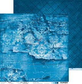 Arkusz 30x30 Craft oClock BLUE MOOD - 06