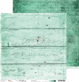 Arkusz 30x30 Craft oClock MINT MOOD - 02